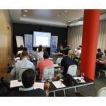 Foto de El Comit� de Formaci�n de Anapat se re�ne para analizar los cambios en la norma UNE 58923