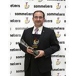 Fotografia de Josep Pelegr�n escogido 'Mejor Sommelier de Catalu�a�