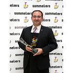 Fotografia de Josep Pelegr�n, de El Petit Celler, gana el Concurso de Sommeliers de Catalu�a