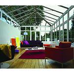 Fotografia de Espacio, ambiente y luz con las verandas Tourmaline de Technal