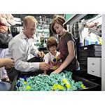 Foto de Cerca de 6.500 visitantes en el 'D�a de la Familia' de Arburg