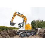Foto de Liebherr lanza un nuevo modelo de excavadora compacta de cadenas
