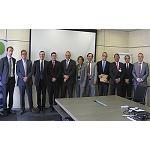 Foto de Constituida la empresa que construir� la estaci�n intermodal en el centro de BASF en Tarragona