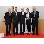 Foto de Danone otorga a ALD Automotive el premio de proveedor con la mejor calidad de servicio
