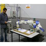 Picture of Ascamm pone a disposici�n de las empresas el robot Yaskawa SDA20D para sus pruebas piloto