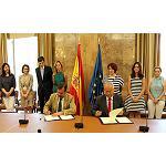 Foto de PlasticsEurope firma un acuerdo de colaboraci�n con el Ministerio de Medio Ambiente