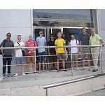 Foto de La Universidad de Salford visita el Puerto de Almer�a