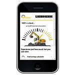 Foto de Liebherr ofrece una calculadora para el ahorro de energ�a en m�quinas de movimiento de tierra