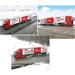 Foto de Fliegl presenta en Espa�a su amplia gama de 'mega camiones'