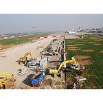 Foto de New Holland trabaja a contrarreloj en el aeropuerto de B�rgamo