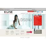 Foto de Nueva web para particulares de K-Line