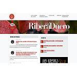 Foto de Ribera del Duero estrena p�gina web