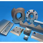 Foto de Cuchillas Castillo muestra en Equiplast 2014 su gama de cuchillas para el reciclado