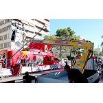Foto de GAM despliega un servicio completo de maquinaria y asistencia t�cnica para la Vuelta Ciclista a Espa�a