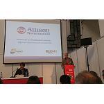 Foto de Allison Transmission expone en SIL 2014 los beneficios ambientales de sus cajas autom�ticas