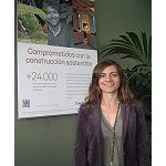 Foto de Mar�a de Pablo, directora de Banca de Empresas e Instituciones de Triodos Bank