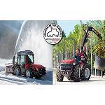 Fotografia de Antoni Carraro presentar� su nueva gama de tractores en Salonvert 2014