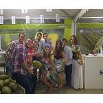 Foto de La Feria Regional del Mel�n confirma la excelente campa�a de Batidor, el nuevo piel de sapo de Syngenta