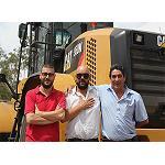 Fotografia de El Centro de Tratamiento de Residuos Urbanos de Alicante (Cetra) adquiere dos palas Cat 950K