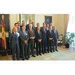Foto de Anfac se re�ne con el ministro de Hacienda, Crist�bal Montoro