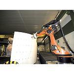 Foto de Ultrasonisos por l�ser para la inspecci�n de componentes aeron�uticos en fase de producci�n
