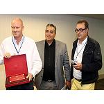 Foto de La FEPM premia a Marcus Bj�rck, fundador de Bona Iberia