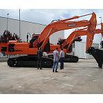 Foto de Las excavadoras Doosan DX255LC-3 resultan ganadoras en un nuevo concurso p�blico de Tragsa