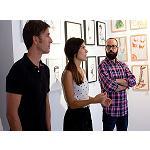 Foto de Canon apoya a los mejores ilustradores espa�oles en la exposici�n �Tres de Cien�