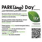 Foto de La comunidad verde multiplica su participaci�n en el Park(ing)Day 2014
