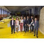 Foto de BIA recupera la antigua Estaci�n de La Naja como anticipo del Urban Regeneration Forum