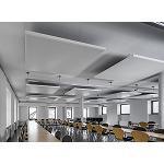 Fotografia de Easy Canopy de Armstrong, nuevos techos ac�sticos de f�cil instalaci�n