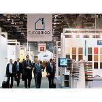 Foto de Eurobrico abre sus puertas con lleno total
