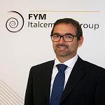 Foto de Matteo Rozzanigo, nuevo consejero delegado de FYMItalcementi Group