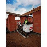 Foto de Nueva generaci�n de excavadoras compactas Bobcat de 1-2 toneladas