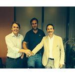 Fotografia de Acuerdo de asociaci�n entre Eurobanan y La Cartuja de Moguer