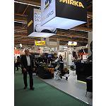 Picture of Mirka estuvo presente en Automechanika Frankfurt 2014