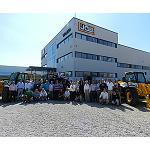 Foto de JCB Espa�a celebra la Convenci�n de Vendedores 2014 en sus nuevas instalaciones