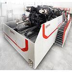Foto de Negri Bossi muestra la tercera m�quina de 7000 Tm. Bi-Power