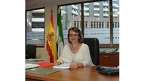 Foto de Entrevista a Mar�a Teresa Garc�a, presidenta del COITAAL