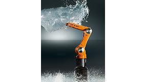 Foto de Los robots Kuka desafían al agua y a la suciedad