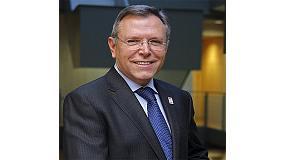 Foto de Antón Valero, nuevo presidente de la Federación Empresarial de la Industria Química Española