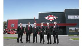 Foto de Transición y continuidad en la dirección del Grupo Kuhn