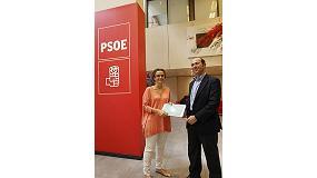 Foto de Los gestores de residuos trasladan las preocupaciones del sector al PSOE
