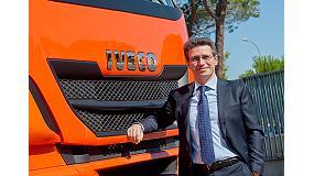 Foto de Gaetano de Astis, directos de la marca Iveco España y Portugal