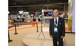 Fotografia de Entrevista a Jos� Antonio Ar�valo, director de Comunicaci�n de Solvay Espa�a
