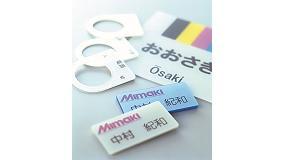 Foto de Mimaki mostrará la perfección de la impresión sobre plástico en Fakuma 2014