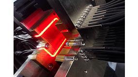 Foto de Los últimos avances en soldadura por ultrasonidos, en el stand de Branson de Equiplast