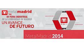 Foto de Lubricalia, presente en MetalMadrid 2014