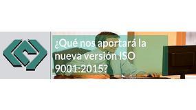 Foto de CEP organiza un webinar sobre la nueva ISO 9001:2015