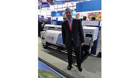 Foto de Óscar Visuña Rubin de Celis, nuevo director de la División de Gran Formato de Epson Ibérica